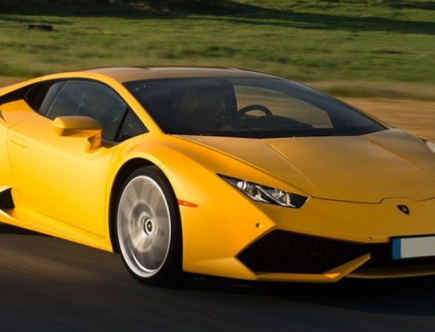 Location Lamborghini Huracan