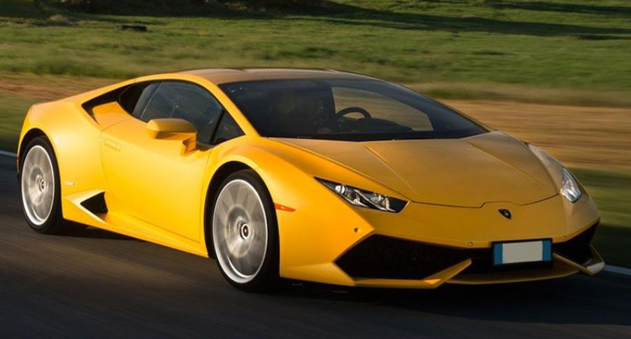 Location Lamborghini Huracan